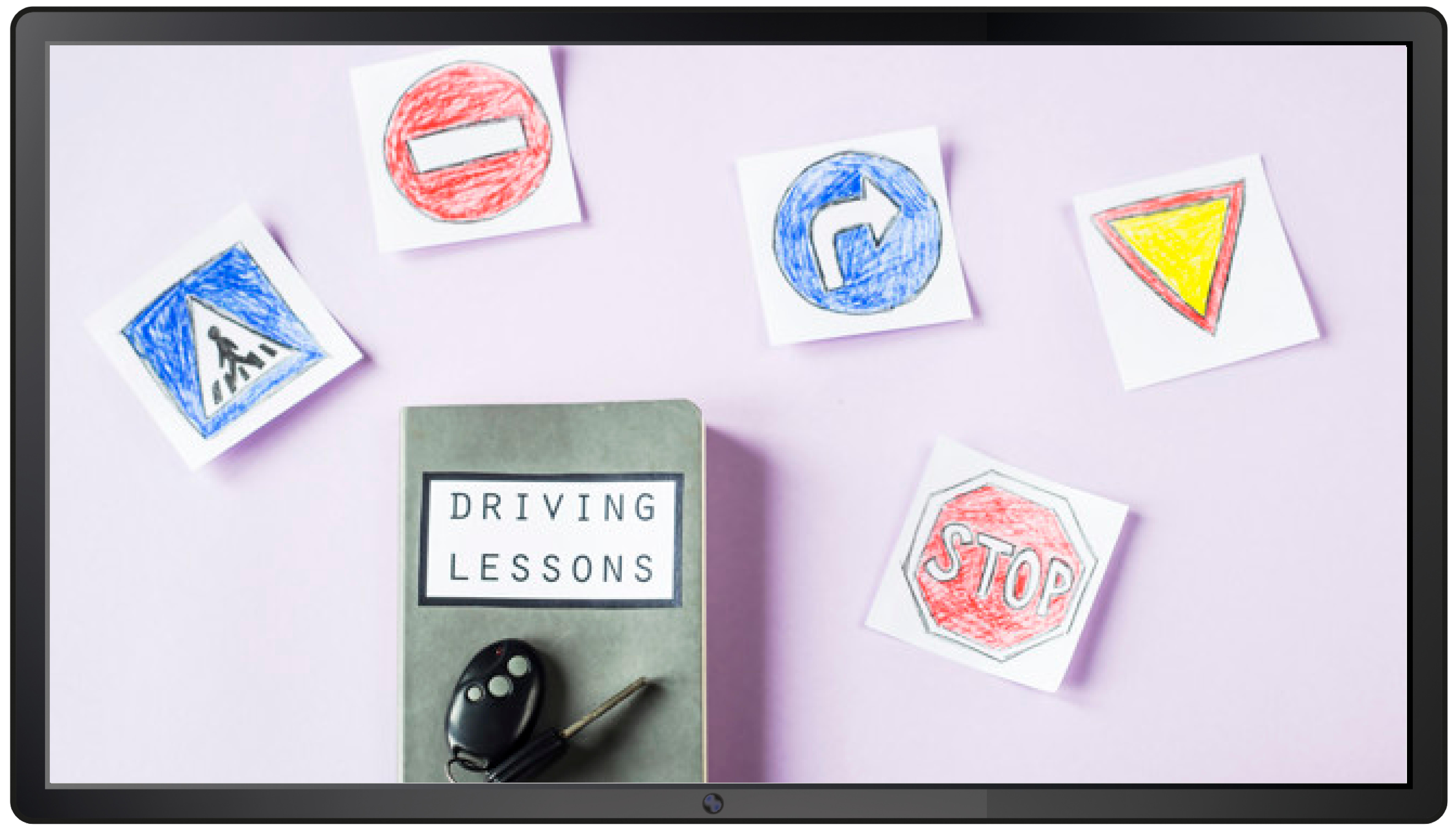 votre ecran publicitaire - communication digitale en point de vente