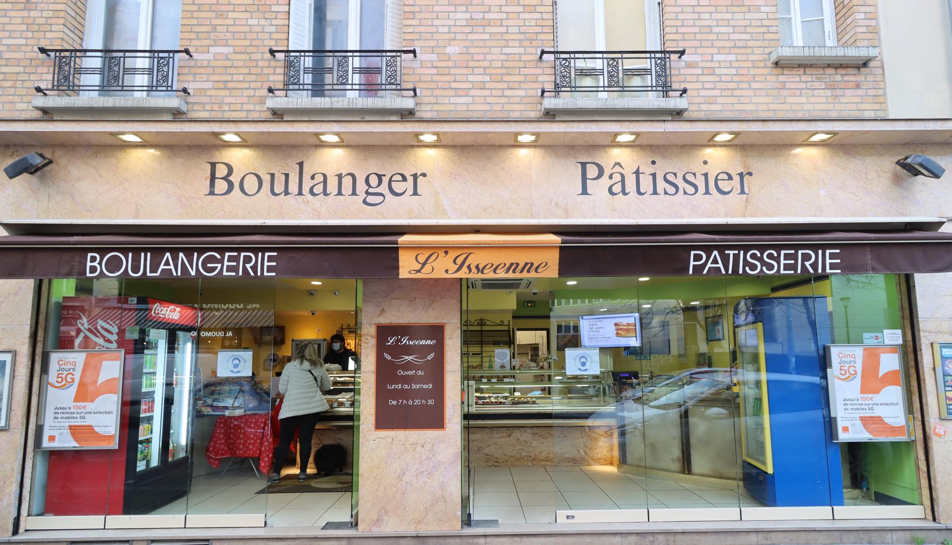 Boulangerie réseau partenaires AD'STORE