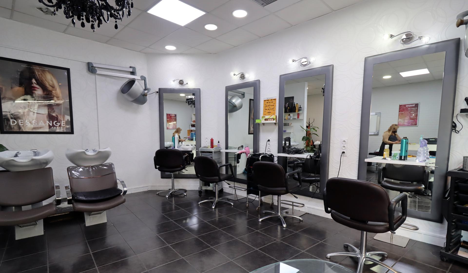 Salon de coiffure 92