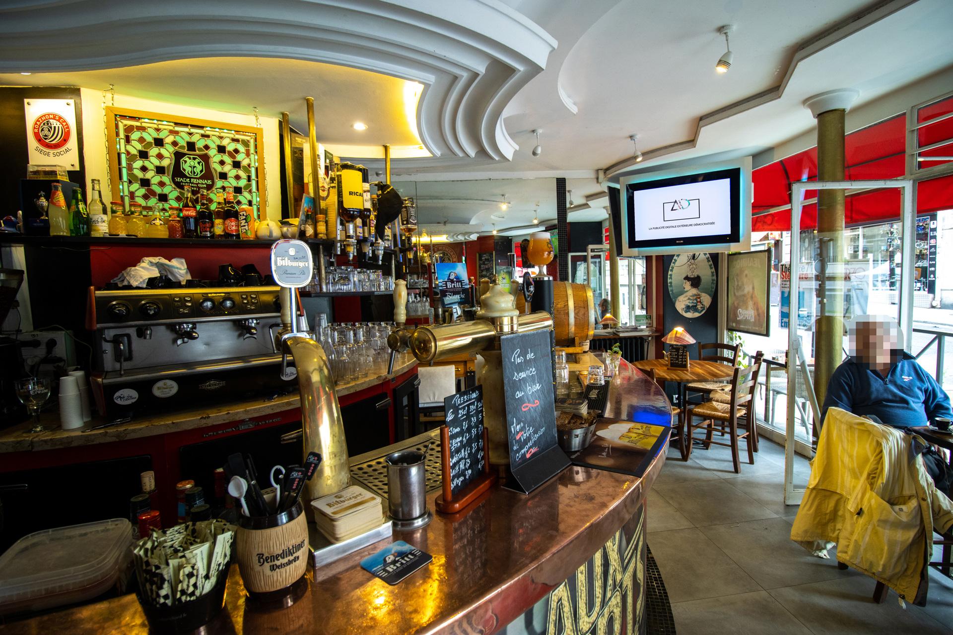 Partenaire Ad'store Bar Aux Sport Brasserie Paris 15ème