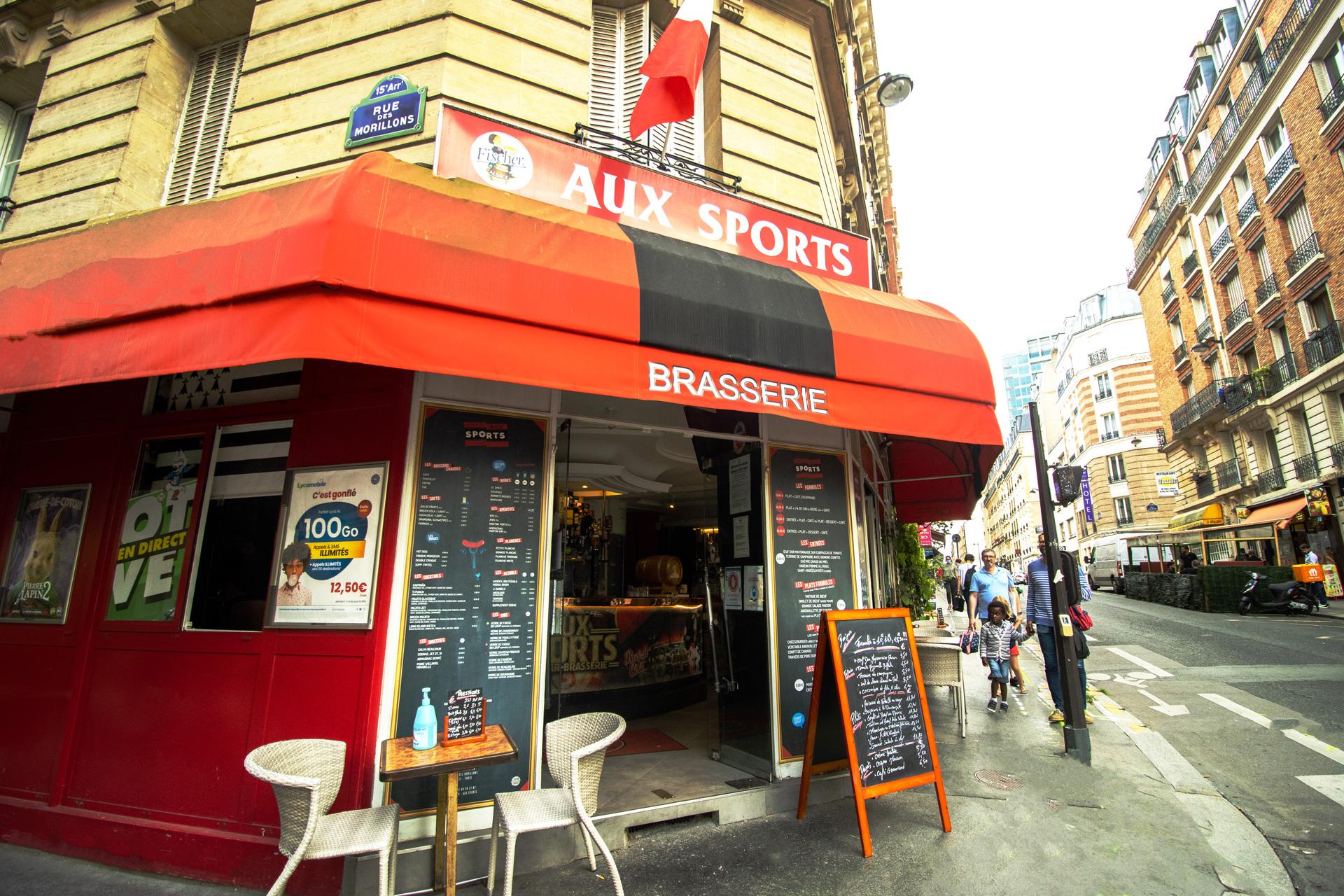 Partenaire Ad'store Bar aux sports